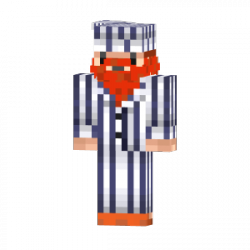 Скин для Minecraft Honeydew's Pajamas